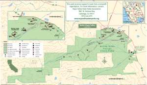 Bothe Napa Valley State Park Trail Map